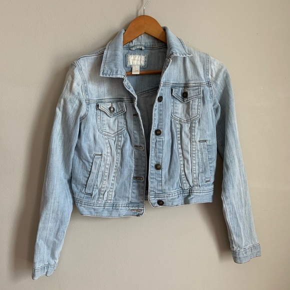 Forever 21 Jean Jacket size S